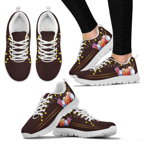 Christmas Party Women's Sneakers