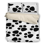 *Attention Cat Lovers* Turn your Duvet Bedding into Unique Piece of Purrrfect Cat Paw Art, Duvet Bedding, FamilyTrophy.com, FamilyTrophy.com - FamilyTrophy.com