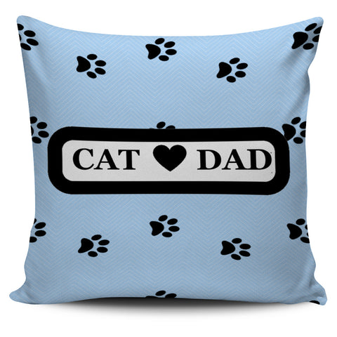 *Attention Cat Moms & Dads* Turn your Pillow Decoration into a Unique Piece of Purrrfect Paw Art, Pillow Case, FamilyTrophy.com, FamilyTrophy.com - FamilyTrophy.com