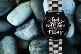 Personalized Watch God Created Mothers - FamilyTrophy.com
