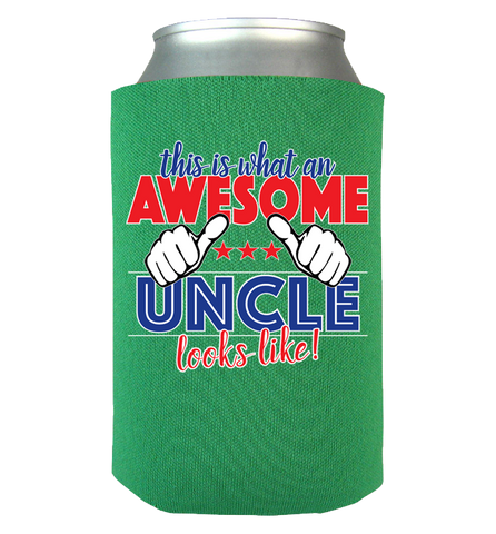 Awesome Uncle Canwrap, Can Wrap, Trexify, FamilyTrophy.com - FamilyTrophy.com