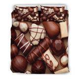 Chocolate Shoppe Doona Bedding Set