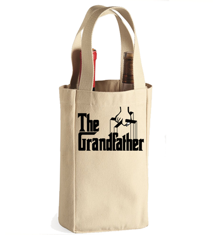 Grandfather Winebag, Wine Bag, Trexify, FamilyTrophy.com - FamilyTrophy.com