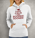 Keep Calm And Boomer! Sooner!, Apparel, Trexify, FamilyTrophy.com - FamilyTrophy.com