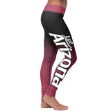 Arizona Football Classic Leggings, Leggings, Xlusion, FamilyTrophy.com - FamilyTrophy.com