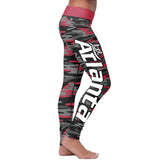 Atlanta Football Camo Leggings, Leggings, Xlusion, FamilyTrophy.com - FamilyTrophy.com