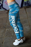 Detroit Football Camo Leggings, Leggings, Xlusion, FamilyTrophy.com - FamilyTrophy.com