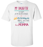 My Daughter Apparel, Apparel, Trexify, FamilyTrophy.com - FamilyTrophy.com