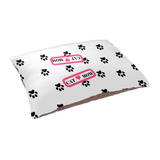 Pawtastic Cat Mom Beds For Cute Furballs, Pet Bed, teelaunch, FamilyTrophy.com - FamilyTrophy.com