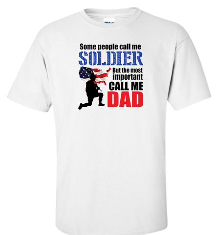 Soldier Dad Shirts, Apparel, Trexify, FamilyTrophy.com - FamilyTrophy.com