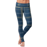 Los Angeles Football Plaid Leggings, Leggings, Xlusion, FamilyTrophy.com - FamilyTrophy.com
