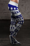 Dallas Ugly Christmas Classic Football Leggings, Leggings, Xlusion, FamilyTrophy.com - FamilyTrophy.com