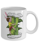 Fun Kid Easter Bunny Ears Grimm Story Mug Cup For Children White Bpa Free Chocolate Cookies Jar Coloring Marker Holder Drink Mugs For Cocoa Milk Juice Best Affordable Holiday Gift For Kids 2017 2018 Fun Easter Egg Jar For Children Boy Veggy Mug, Coffee Mug, Gearbubble, FamilyTrophy.com - FamilyTrophy.com