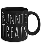 Bunnie Treats, Coffee Mug, Gearbubble, FamilyTrophy.com - FamilyTrophy.com