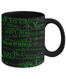 Irish Uncle Coffee Mug St. Patrick's Day Gifts For Him St Patrick Day Black Ceramic Cup For Tea, Coffee & Candy, Beer, Whiskey, Coffee Mug, Gearbubble, FamilyTrophy.com - FamilyTrophy.com