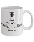 Catholic Mugs Coffee Mug Art Christianity Coffee Cup Religious Art Print Artsy Jesus Christ Decorative Pencil Holder White Ceramic 11 oz pba Free Dishwaher Safe, Coffee Mug, Gearbubble, FamilyTrophy.com - FamilyTrophy.com