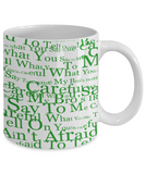 St Paddy's Day Brother Mug White Ceramic Cup St. Patrick's Day Gifts Patrick Day Beer Mugs, Coffee Mug, Gearbubble, FamilyTrophy.com - FamilyTrophy.com