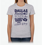 Sassy Dallas Women, Apparel, Trexify, FamilyTrophy.com - FamilyTrophy.com