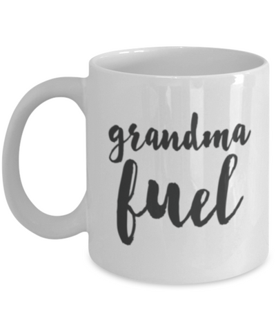 Funny Grandma Mug - Fun Grandmother Coffee Cup - Super Holiday Gift For Grandparents - Great Quality - Wash Over and Over - Ultimate Desk Gifts & Tea Coffee Cup, Coffee Mug, Gearbubble, FamilyTrophy.com - FamilyTrophy.com