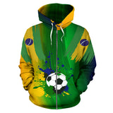 all over zip hoody brazil, , FamilyTrophy.com, FamilyTrophy.com - FamilyTrophy.com