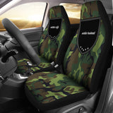 Family Trophy Soldier Wife Soldier Husband Gifts For Couples Car Seat Cover Set - Free Shipping, Guarantee & Insurance + Free Auto Gift Bonus, Car Seat Covers, FamilyTrophy.com, FamilyTrophy.com - FamilyTrophy.com