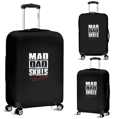 Luggage Covers Mad Dad Skills
