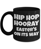 Hip Hop Hooray Fun Kid Mug Cup For Children Black Bpa Free Chocolate Cookies Jar Coloring Marker Holder Drink Mugs For Cocoa Milk Juice Best Affordable Holiday Gift For Kids 2017 2018, Coffee Mug, Gearbubble, FamilyTrophy.com - FamilyTrophy.com