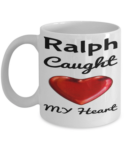 Personalized Couple Love Mug Vday 2017 2018 Coffee Cup Cookies Candy Chocolate, Coffee Mug, Gearbubble, FamilyTrophy.com - FamilyTrophy.com