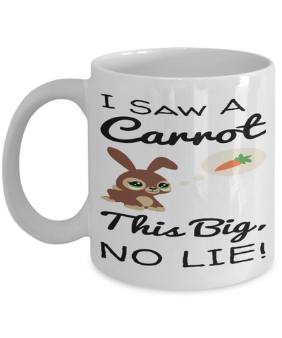 Carrot Bunny Easter Vulgarity Cup Mug For Women Men Couples Wives Husbands Fun Sayings Easter Gifts 2017 2018 Humorous Surprise For Coffee, Tea, Cocoa, Chocolate Bunnies Vulgar Profane Carrot Bunny Holiday Mugs Saw Big Carrot Bunny Cups, Coffee Mug, Gearbubble, FamilyTrophy.com - FamilyTrophy.com