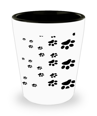 *Attention Cat Moms* Turn Your Shot Glass into a Piece of Purrrfect Cat Mom Art! Hint: Pawfect Gifts for Cat Lovers under $10, Shot Glass, Gearbubble, FamilyTrophy.com - FamilyTrophy.com
