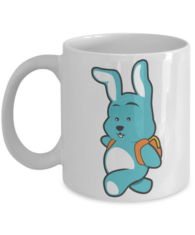 2017 Easter Ears Coffee Mug Gifts For Children Gift For Kids Holiday Funny Chocolate Egg Hunt School Mugs Cups Pencil Holder & Candy Jar, Coffee Mug, Gearbubble, FamilyTrophy.com - FamilyTrophy.com