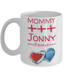 V-Day Coffee Mug with Funny Saying - Valentine's Gifts for Kids & Parents - Valentine Day Candy Gift Jar - Pencil Holder, Candy & Chocolate Cup for Valentine 2017, Coffee Mug, Gearbubble, FamilyTrophy.com - FamilyTrophy.com