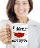 Husband Mug V Day 2017 2018 For Couples Cocoa Cup Cookies, Candy Chocolate Jar Gift For Him, Coffee Mug, Gearbubble, FamilyTrophy.com - FamilyTrophy.com