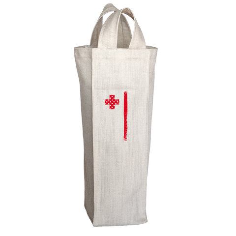 Limited Edition - Nurse Flag, Wine Tote Bags, slingly, FamilyTrophy.com - FamilyTrophy.com
