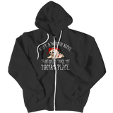Limited Edition - Ain't A Woman Alive That Could Take My Mama's Place ( version 2), Zipper Hoodie, slingly, FamilyTrophy.com - FamilyTrophy.com