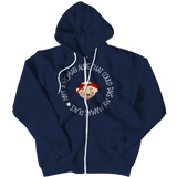 Limited Edition - Ain't A Woman Alive That Could Take My Mama's Place ( version 1), Zipper Hoodie, slingly, FamilyTrophy.com - FamilyTrophy.com