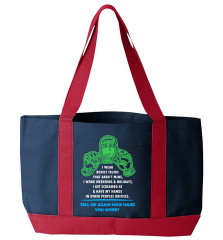 Surgeon Tote Bag, Tote Bag, Trexify, FamilyTrophy.com - FamilyTrophy.com