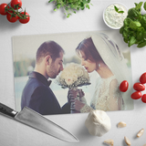 Personalized Glass Cutting Board - $15.00