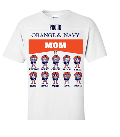 NFL Football Collection - Personalized Fan Gear & Apparel - Great Gifts For Football Fans, Apparel, Trexify, FamilyTrophy.com - FamilyTrophy.com
