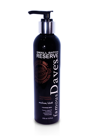 Famous Daves - Small Batch Reserve (Medium/Dark Formula)