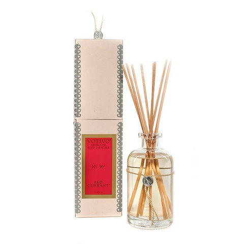 Votivo Reed Diffuser Red Currant