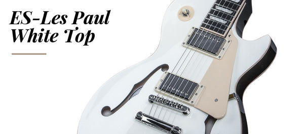 ES-Les Paul White Top