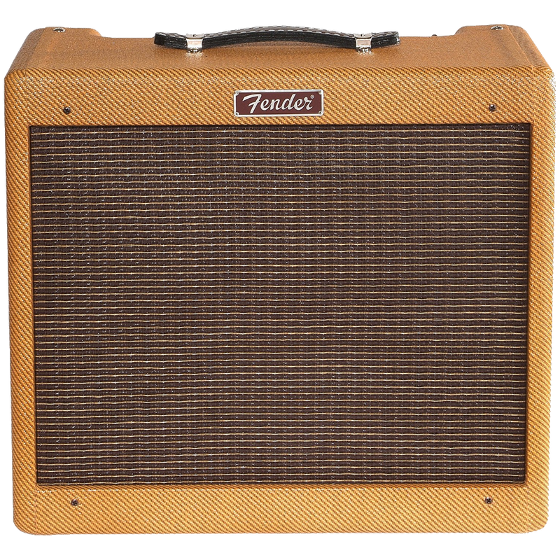 AMPLIFICADOR FENDER 0213205700 BLUES JR LTD 120V - JP Musical