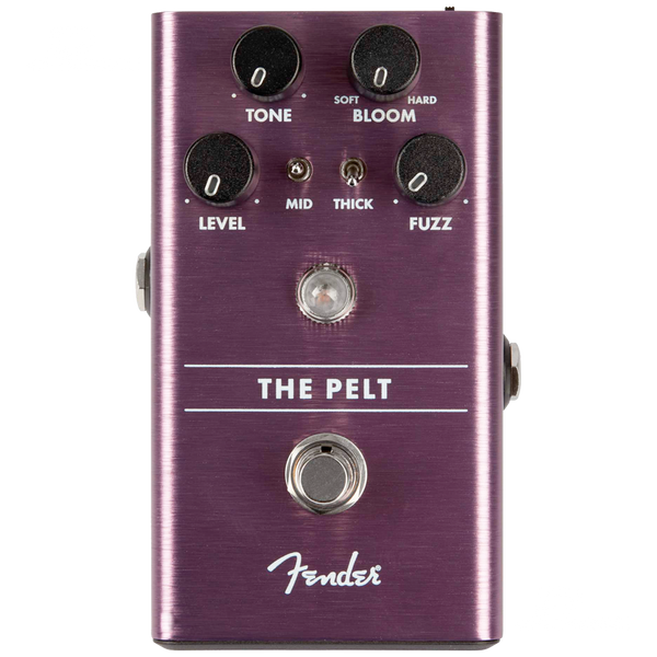 PEDAL DE EFECTOS FENDER 0234542000 THE PELT FUZZ - JP Musical