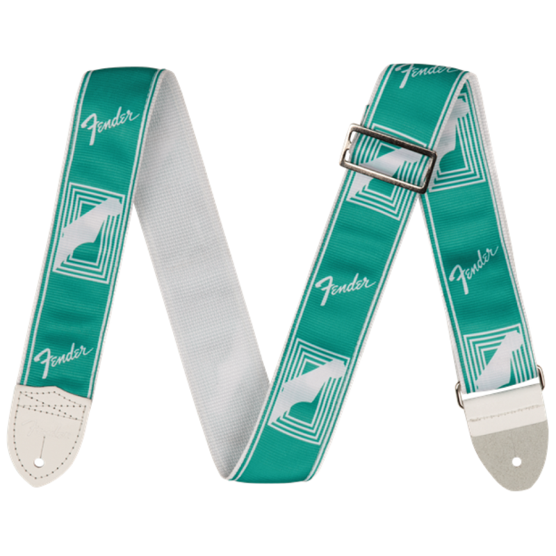 TAHALI FENDER 0990627085 STRAP CUSTOM MONO FOAM GREEN - JP Musical