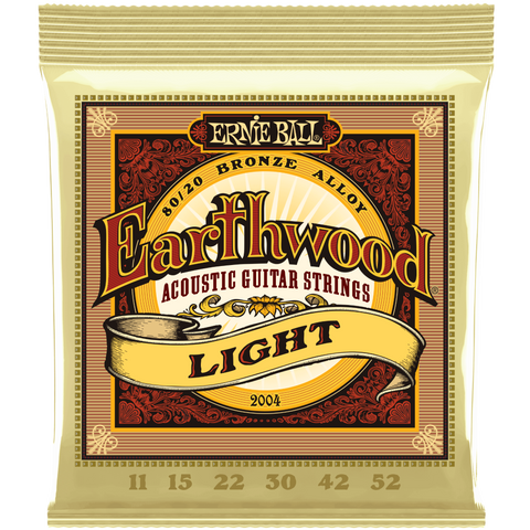 ENCORDADURA ERNIE BALL 2004 EARTHWOOD - JP Musical