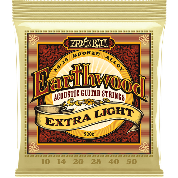 ENCORDADURA ERNIEBALL 2006 EARTHWOOD