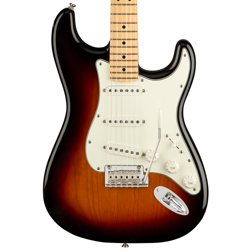 GUITARRA ELECTRICA FENDER 0144502500 PLAYER STRAT MN 3TS - JP Musical