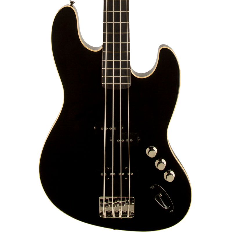 BAJO ELECTRICO FENDER 0254505506 AERODYNE JAZZ BASS - JP Musical