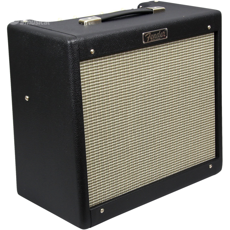 AMPLIFICADOR FENDER 2231500000 BLUES JR IV BLK 120V - JP Musical